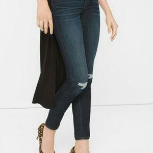 WHBM The Skimmer skinny jean
